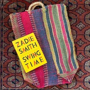 Handmade Mexican Woven Ixtle Market Bag